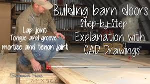 Diy Barn Doors How To Diy Barn Doors 2 Youtube