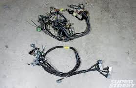 rywire breaks down its aftermarket engine harnesses & wiring Aftermarket Wiring Harness basics of aftermarket engine harnesses wiring harness comparison aftermarket wiring harness for 1966 mustang
