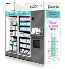 Proactiv Vending Machine Cost