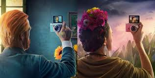 featured image for self portrait paintings of famous artists depicted as selfies in samsung ad
