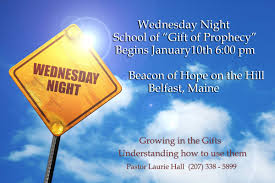 gift of prophecy course belfast maine