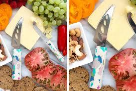 birthday gift ideas decorative cheese knives