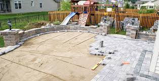 the one question that you would always want a professional patio contractor to answer is how to prepare the ground or solid for paver patio installation and