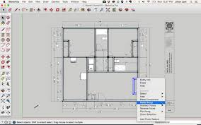 sketchup tutorial draw plan from pdf 21