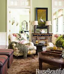 10 best green living rooms ideas for