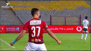 """الهدف الثاني لـ الأهلي امام المصري """" صلاح محسن """" الجولة الـ 28 الدوري  المصري - YouTube"""