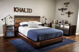 boy bedroom decor ideas. This Bedroom Features Industrial Decor, Including Silver Dresser Drawers And Gold Lamps. The Airplanes Add A Vintage Touch To Room. Boy Decor Ideas O