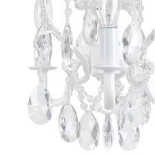 gypsy chandelier pendant ceiling light awesome tadpoles three bulb chandelier white diamond baby of awesome