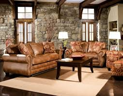 rustic leather living room furniture. Sofas Center Rustic Leather Sectional Sofa With Tables For Living Room Furniture Fort Worth U