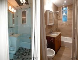 simple small bathrooms. Diy Small Bathroom Remodels Before And After Simple Bathrooms