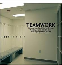 office wall stickers. N.sunforest Wall Stickers \u0026 Murals Quotes Decal Teamwork Definition Office Decor | EBay A