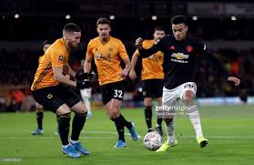Goals and highlights wolverhampton wanderers vs manchester united. Manchester United S Mason Greenwood And Wolverhampton Wanderers Matt Manchester United Tv Manchester United Manchester United Live