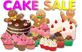baking sale cake sale
