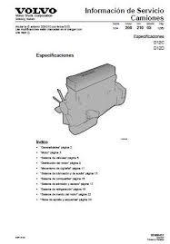 volvo d12 specs bolt torques and manuals volvo d12c y d12d especificaciones manual