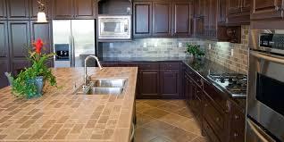 Tile for Kitchen worktop