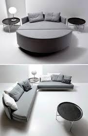 creative furniture ideas. 65 creative furniture ideas saba italia scoop tondo sofa bed the two