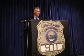 Police Arrest Two People Wounded In Violent Brookline Episode The