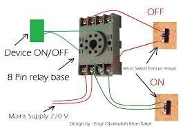 8 pin relay base wiring diagram images pin relay wiring diagram headlight relay wiring diagram arduino motor shield