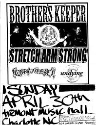 Brother's keeper stretch arm strong prayer for cleansing undying