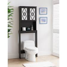 bathroom cabinets walmart ca. over the toilet storage brown cherry bathroom cabinets walmart ca w