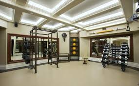 Home Gym Design Home Decor Color Trends Lovely In Home Gym Design