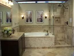 Travertine Kitchen Floor Tiles Tile Floors Bathroom Travertine Tile Bathroom Gallery Travertine
