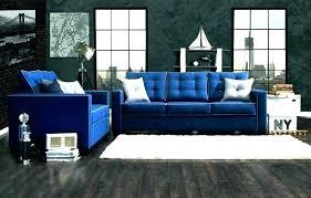 blue leather sectional sofa furniture address in mall blue leather sectional sofa with chaise cobalt