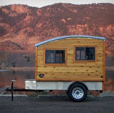 Small Picture The Terrapin Tiny Handmade Wooden Camping Trailer