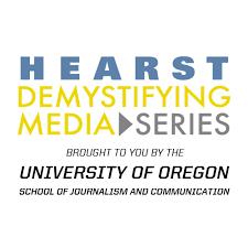 University Of Oregon Graphic Design Demystifying Media At The University Of Oregon Listen Via