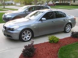 BMW 530i 2004 Gray wallpaper   1024x768   #3964