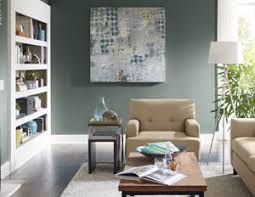 gray wall paintInterior Paint Ideas and Schemes From The Color Wheel