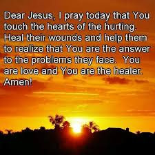 Christian Prayer For Healing Quotes Best of Quotes About Prayers For Healing On QuotesTopics
