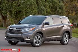 Automotive News: 2014 Toyota Highlander