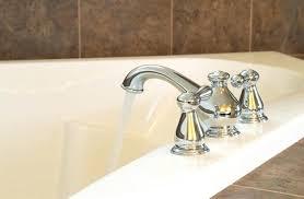 replace bathtub spout