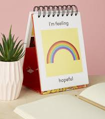 Emoji A Day A Daily Mood Flip Chart Multicoloured Emoji A Day Flip Chart Add To Saved Items Remove From Saved Items
