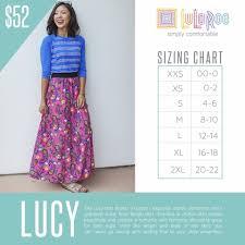The Lucy Skirt Lularoe Lucy Sizing Lularoe Sizing