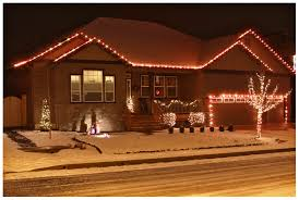 Red Lights White House Cool White And Red Christmas Lights Cigit Karikaturize Com