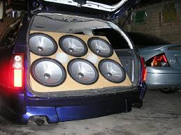 sound system for cars. surround sound setup ideas for your car | car+sound+ system cars s