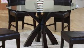 marvellous round black table seats top seater chairs argos glass diameter modern white dining small stowaway