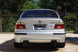 Coupe Series 2001 bmw m5 for sale : 2002 BMW M5 | German Cars For Sale Blog