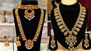 South Indian Jewellery Latest Designs Long South Indian Traditional Necklace Designs 2019 Indian