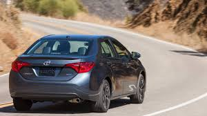 2017 Toyota Corolla XLE review with specs, horsepower and price