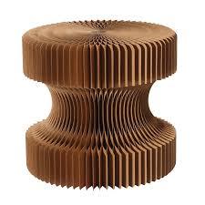 dual use furniture. kraft paper stool dual use furniture f