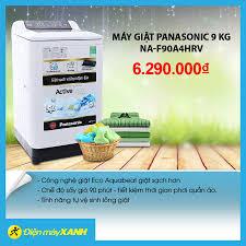 Điện máy XANH (dienmayxanh.com) - ?Máy giặt Panasonic 9 kg NA-F90A4HRV  ?Giá bán lẻ: 6.290.000đ ?Cơ hội trúng 31 xe Honda Lead ?Cơ hội trúng 100  giải tiền mặt (mỗi giải 30,000,000đ)