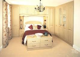 closet around bed over bed wardrobes large size of bedroom oak built rh finans info