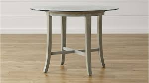 stylish and peaceful grey round dining table 72 inch wayfair save
