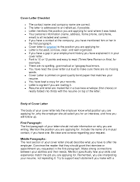 Childcare Cover Letter