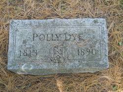Polly Welch Dye (1813-1890) - Find A Grave Memorial