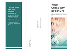 3 column brochure brochures office com