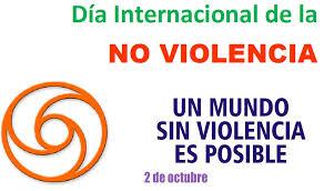 Resultado de imagen de la no violencia